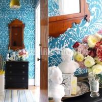 Harika Turkuaz Dekorasyonlar - Turkuaz Mobilyalar - Ev Dekor Örnekleri - İç Dizaynları