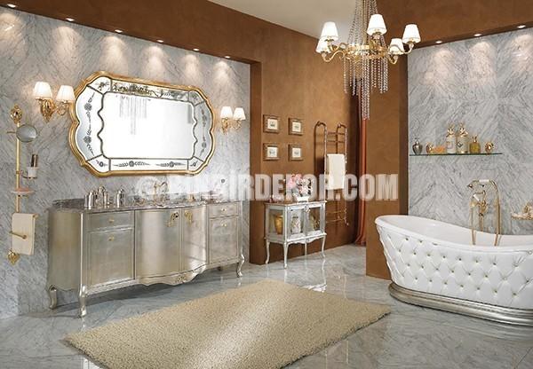 Lüks Banyo Dekorasyon Örnekleri Görselleri