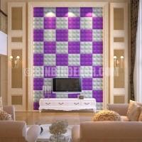 Tv arkası 3d duvar dekorasyon fikirleri duvar panelleri