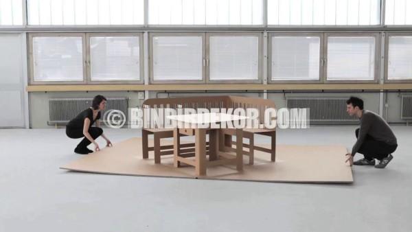 İlginç Mobilya Tasarımları 2015