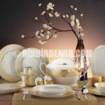 Kütahya Porselen Bone Yemek Takımları 2015