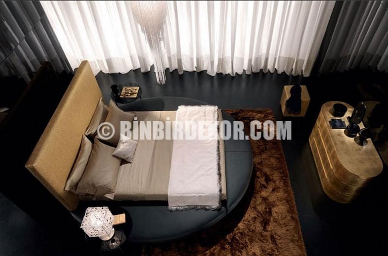Yatak Odası Yerleşimi Dekorasyon Örnekleri