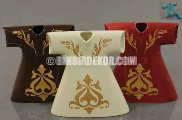 Dekoratif Osmanlı Kaftan Bibloları