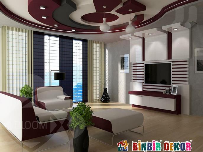 Wohnzimmer Decken Ideen ~ Home Design Inspiration