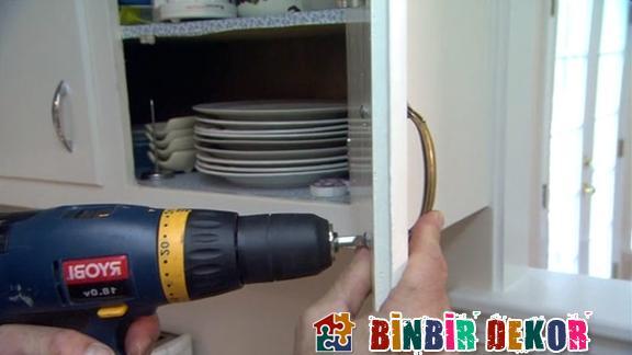 mutfak dolabı yenileme fikirleri ucuz yollu mutfak yenileme önerileri
