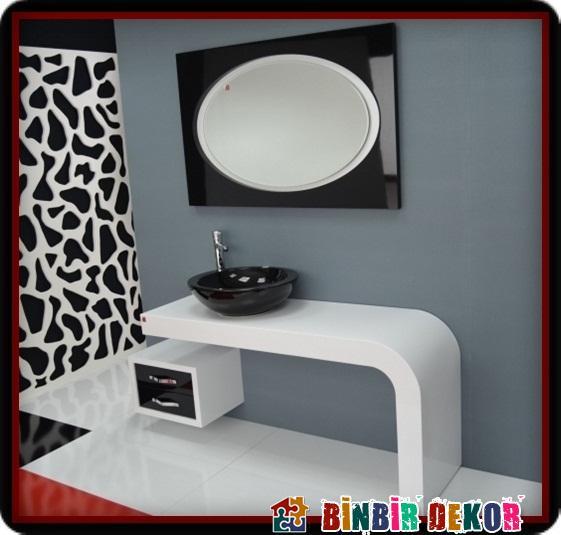 Farklı Tasarımlara Sahip En Güzel Banyo Dolabı Modellerinden Örnekler