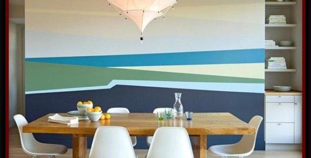 Çizgili Duvarlar ile Çarpıcı Dekorasyonlar Yaratın