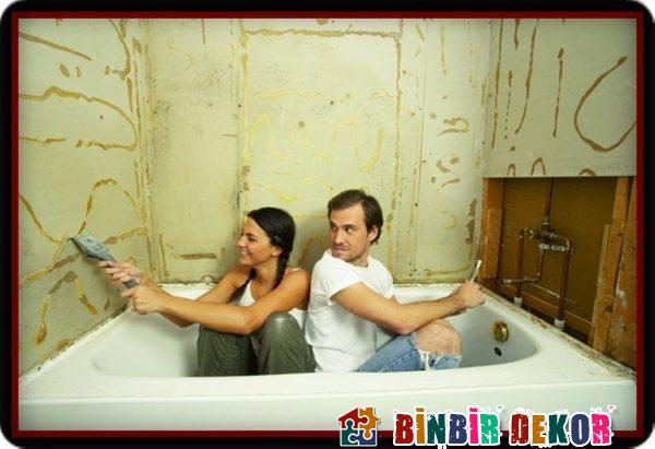 Banyo Tadilat Dekorasyon Yenileme Önerileri ve Banyo Elektrik Tesisatı