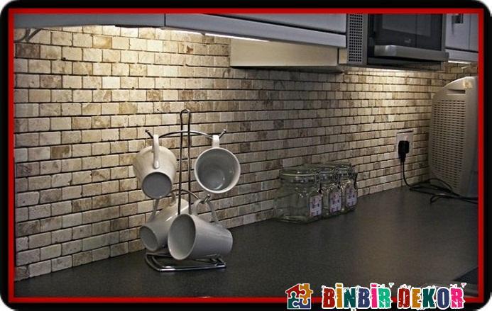 Настенная плитка для кухни - идеи дизайна.