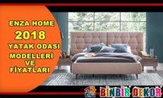 Enza Home 2018 Yatak Odası Takımları Nefes Kesiyor !..