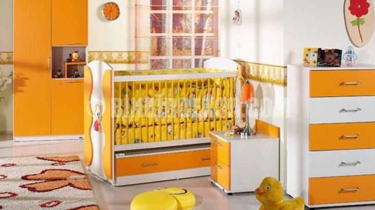 Mondi Bebek Odası Takımları