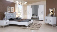 WELTEW Mobilya Yatak Odası Takımı ANATOLİA