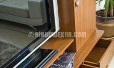 İDER Mobilya TV Ünitesi (KYRA)
