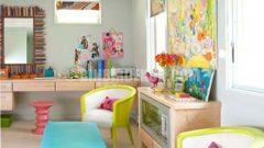 2012 Kız Çocuk Odası Tasarımları