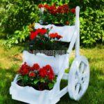 Ahşap Bahçe Süsleri