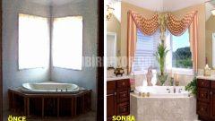 Banyo Dizaynları (Önce – Sonra)