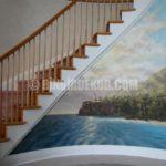 3 Boyutlu Duvar Boyama Sanatı