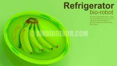 Geleceğin Buzdolabı
