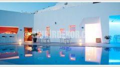 Şahane Bir Butik Otel Dekorasyonu (Yunanistan)