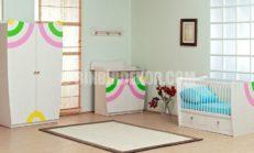 İPEK Bebek Odası Takımı (MY BABY)