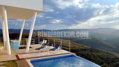Brezilya'dan Modern Bir Dağ Evi