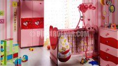 PRENSES Bebek Odası (İSTİKBAL)