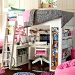 Yatak ve Çalışma Masası (All-İn-One)