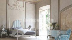 Klasik ve Rustik Yatak Odaları