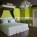 Yemyeşil Yatak Odaları