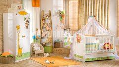 Çilek Bebek Odası Modelleri