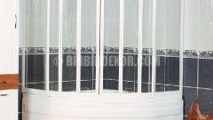 Küvet üzeri duşakabin modelleri 2012