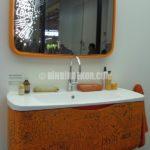 Renkli Banyo Mobilyaları