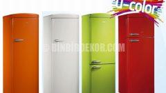 Rengarenk Buzdolabı modelleri