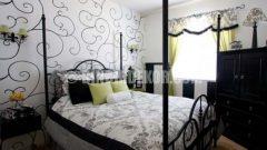 Yatak Odası Duvar Kağıdı modelleri 2012