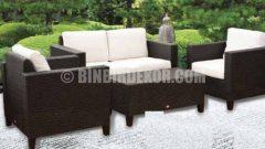 Bauhaus bahçe mobilyaları 2012