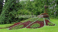 En güzel bahçe düzenlemeleri