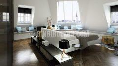 Romantik ve sansasyonel yatak odası tasarımları