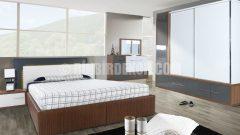 İpek mobilya yatak odası modelleri 2012