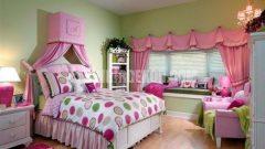 Genç kız odası trendleri