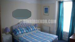 Küçük yatak odaları için 5 ipucu