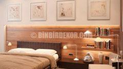 En güzel yatak odası dekorasyonları