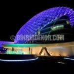 Dünyanın En Büyük LED Mimari Projesi