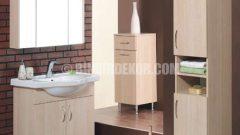 Turkuaz 'dan modern banyo mobilyaları
