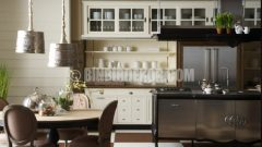 Country tarzı mutfak tasarımları
