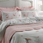 Country tarzı yatak örtüleri