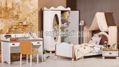Caploonba genç odası modelleri (Tiffany)