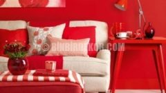 Kırmızı seksi odalar…