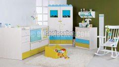 Caploonba 'dan sevimli bir bebek odası