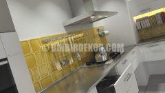 Kale mutfak modelleri 2013 (Alaria)