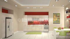 Kale hazır mutfak modelleri 2013 (Vista)
